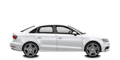 Audi A3 седан - лого