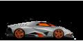 Lamborghini Egoista  - лого