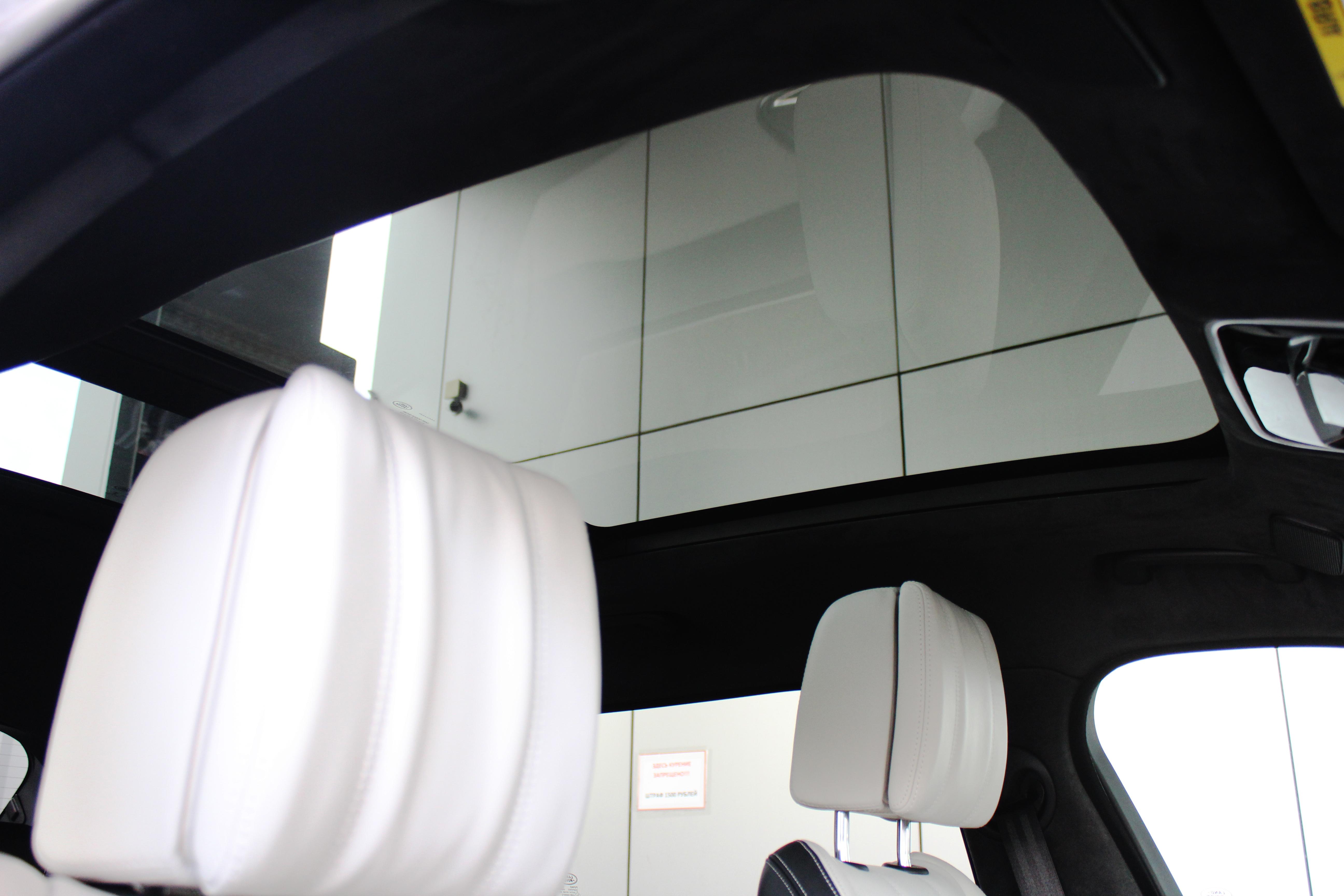 Range Rover Velar интерьер фото