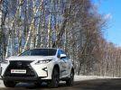 Lexus RX: Только выигрывать - фотография 32