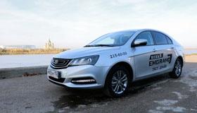 Тест-драйв Geely Emgrand 7: белорусский ответ