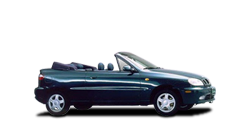 Daewoo Lanos кабриолет 1997-2009