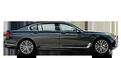 BMW 7 Series Лонг 2015-2021 новый кузов комплектации и цены