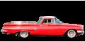 Chevrolet El Camino  - лого