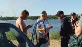 Как подъехать к озеру или реке и не получить за это штраф?
