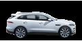 Jaguar F-Pace  - лого