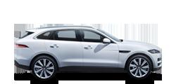 Jaguar F-Pace 2016-2021 новый кузов комплектации и цены