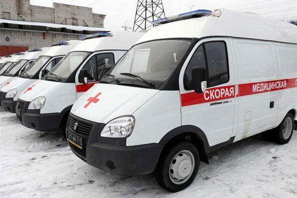 Нижегородская область получила 25 авто скорой помощи