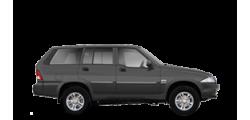 ТагАЗ Road Partner среднеразмерный внедорожник 2008-2011