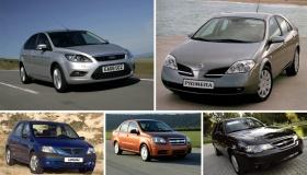 5 автомобилей, надёжность которых сильно переоценена