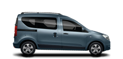 Dacia Dokker компактвэн 2012-2021