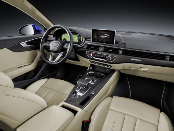 Audi A4 Avant фото