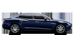 Maserati Quattroporte 2016-2021 новый кузов комплектации и цены