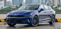Сколько будет стоить новый седан KIA K5 и как будет оснащен?