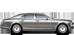 Bentley Mulsanne седан 2016-2020 новый кузов комплектации и цены